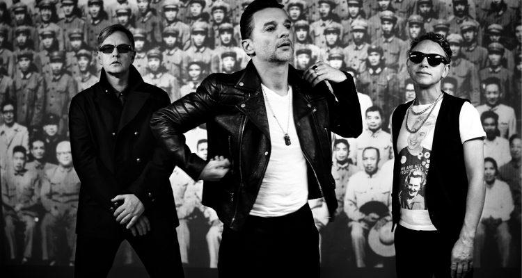 Depeche-Mode puede ir en media pagnia esta...