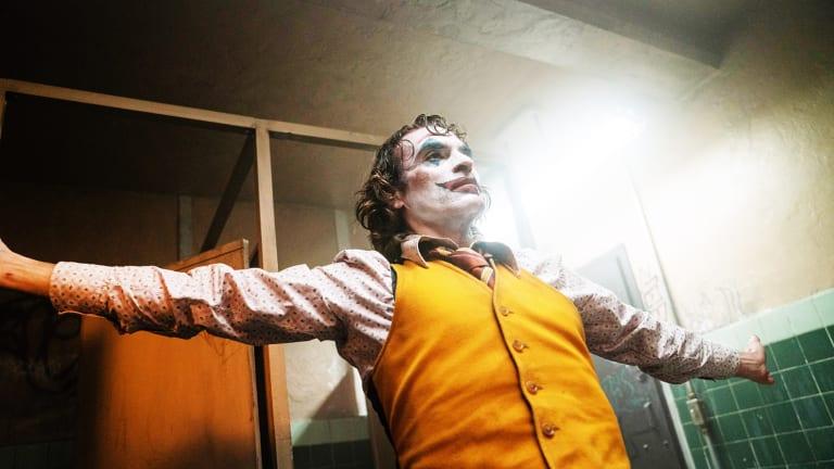 Joker Arthur Fleck Joaquin Phoenix
