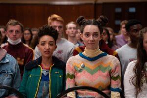 Jason Isaacs, Dua Saleh y Jemima Kirke serán los nuevos actores de la 3° temporada de Sex Education