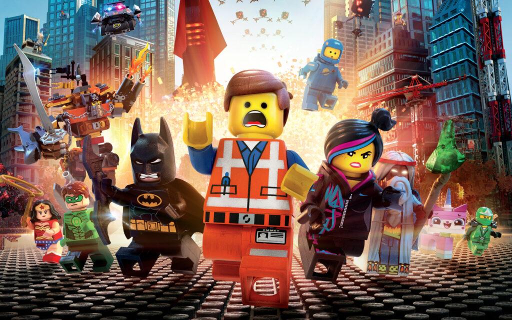 The Lego Movie es una de las grandes joyas que tiene Netflix en su catalogo animado