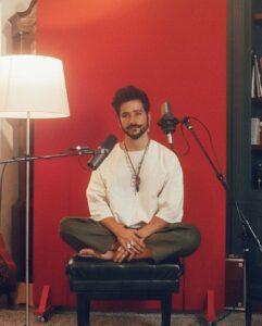 Camilo dará su show más íntimo por streaming totalmente gratis