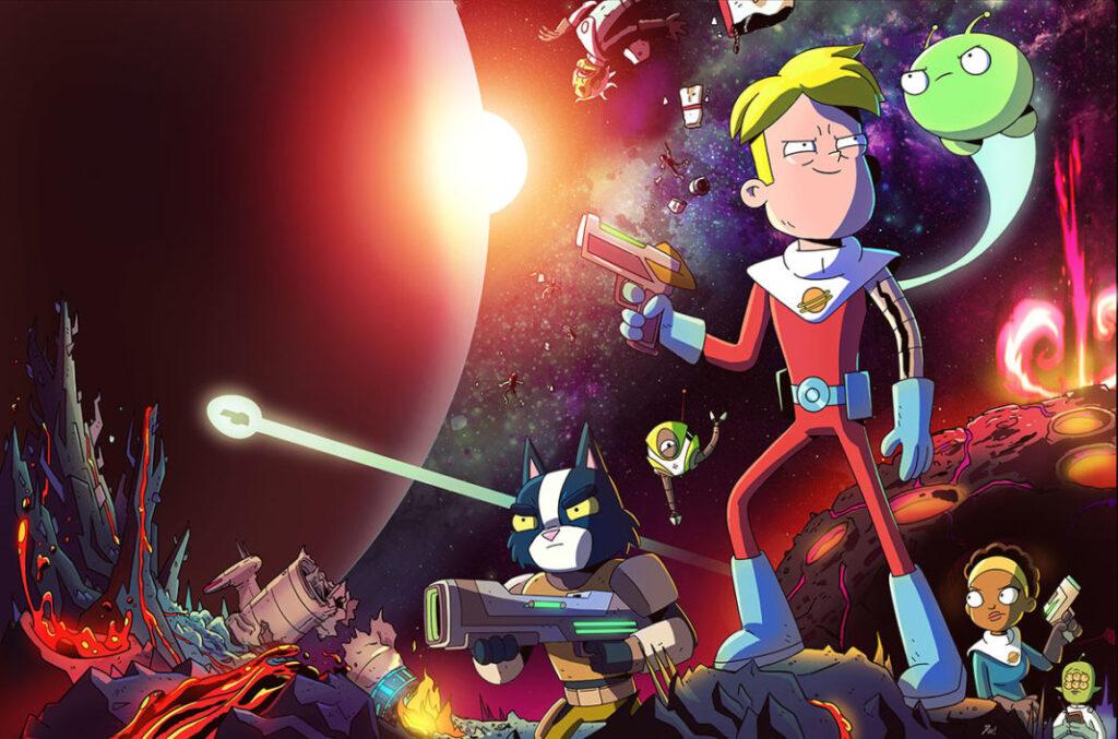 7 series animadas de Netflix pensadas para adultos