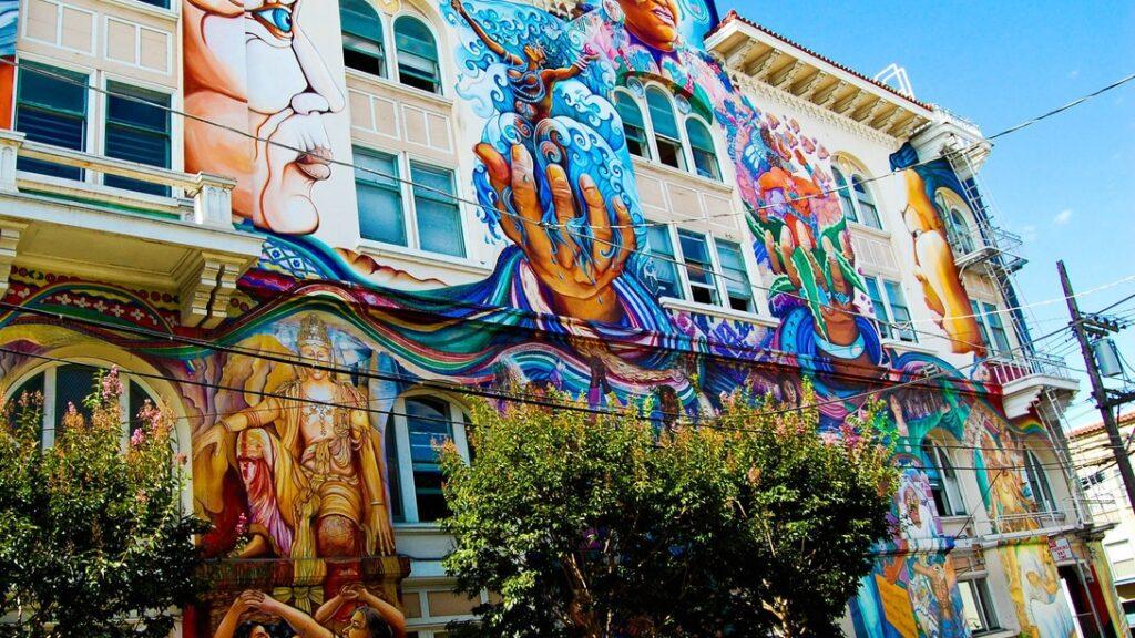 Mission District, el barrio de San Francisco