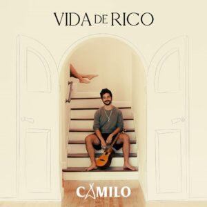 Camilo presentó Vida de Rico