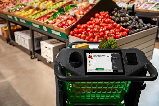 Llegó el futuro: anunciaron los primeros changuitos de supermercados con inteligencia artificial