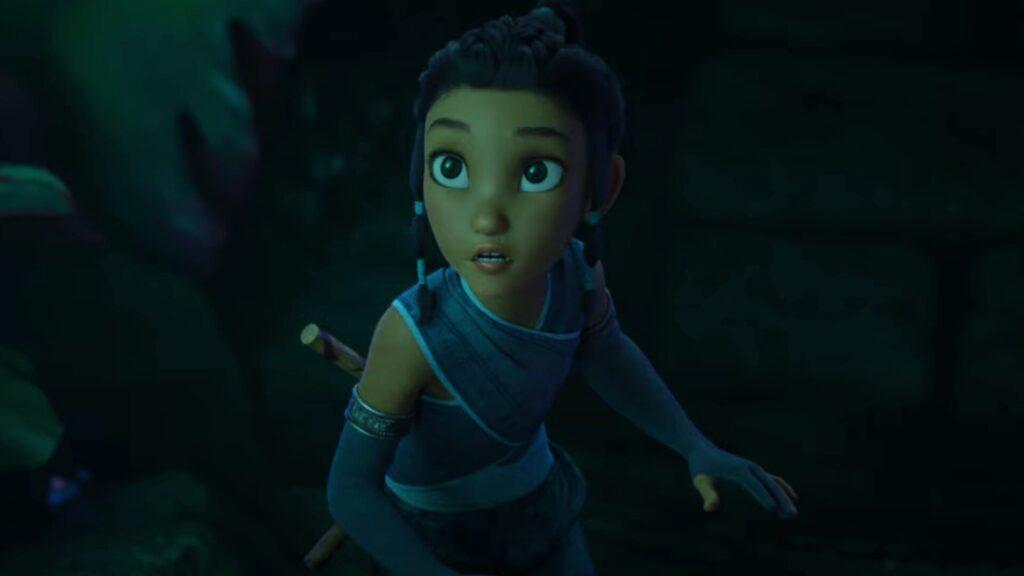 De los creadores de Frozen y Moana, llega Raya and the Last Dragon, la nueva película de Disney