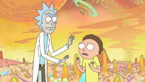 Rick y Moty