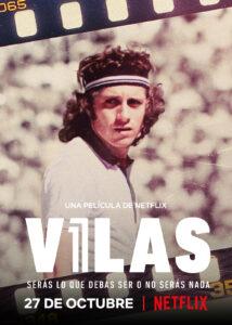 Netflix anunció la película de Guillermo Vilas, y promete revelar la historia de por qué no fue número 1