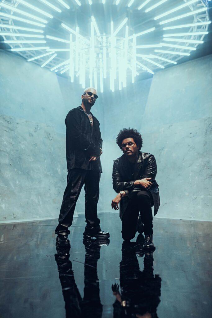 The Weeknd y Maluma presentaron su nuevo tema y sorprendieron a todos
