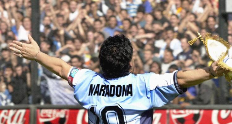 Maradona: 5 canciones inspiradas en el diez