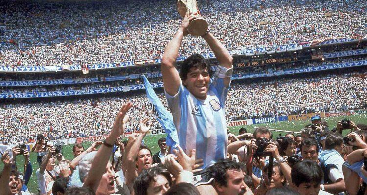 Maradona: 5 producciones cinematográficas