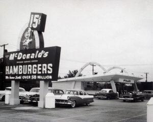 """La historia de McDonald's en """"Hambre de poder"""""""