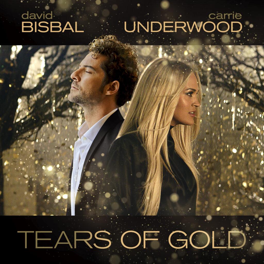 David Bisbal y Carrie Underwood la rompen juntos con su nueva canción a dúo