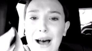 El llanto de Millie Bobby Brown tras ser acosada por una fan