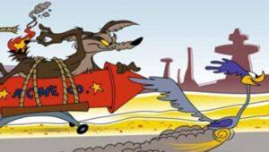 ¡El Coyote y el correcaminos tendrán su Live Action!