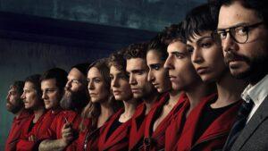 La Casa de Papel: una actriz spoileó por error un detalle de la quinta temporada