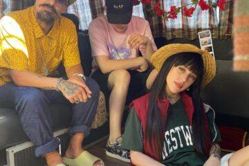Reunión inesperada: Nicki Nicole unió fuerzas con Dread Mar I y Bizarrap para lanzar su nueva canción.