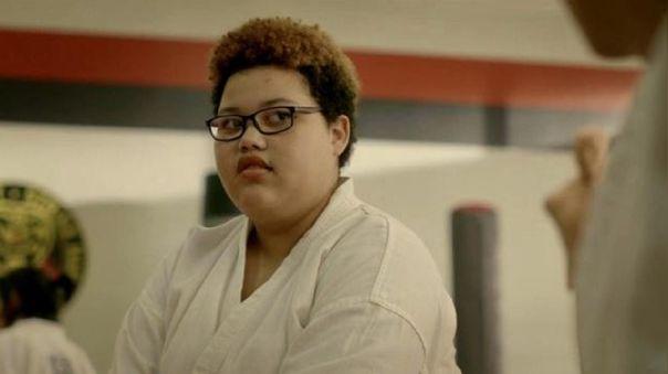 El mal momento de Nichole Brown, la actriz de Cobra Kai que borraron en la tercera temporada