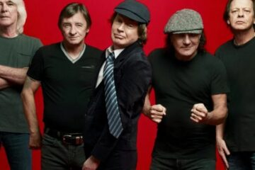 "AC/DC RECARGA ENERGIA PARA EL 2021 CON EL VIDEO MUSICAL DE ""REALIZE"""